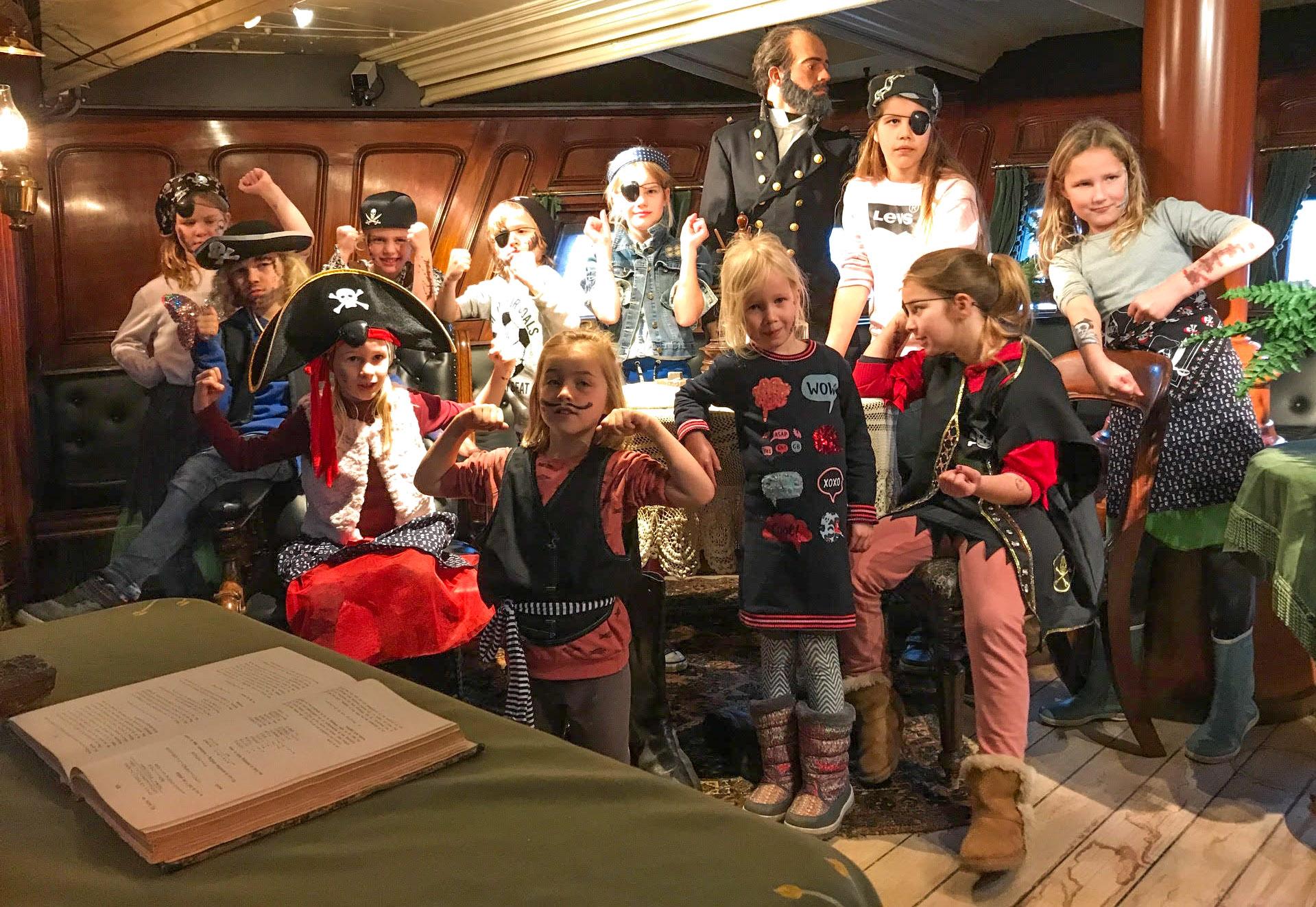 Wonderlijk Piratenfeest – Ramtorenschip Buffel ZJ-86